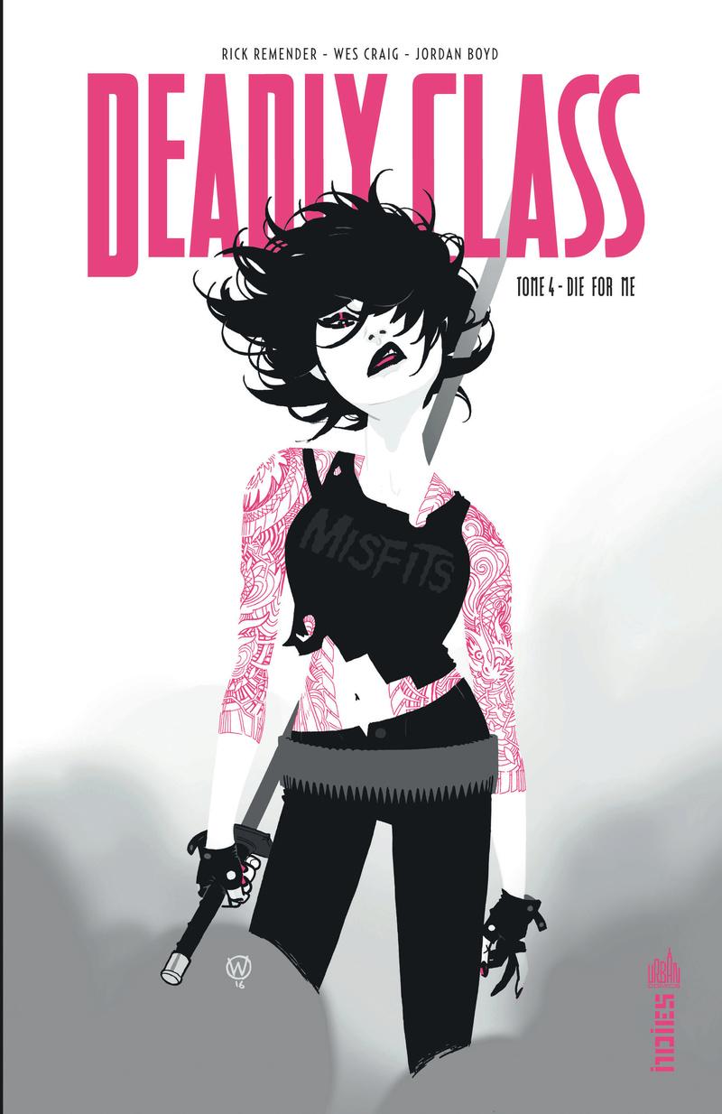 Nouveautés BD & COMICS 2017.02 du 9 au 14 janvier 2017   Deadly10