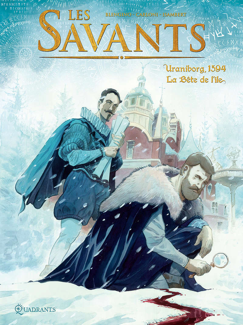 Nouveautés BD & COMICS 2017.04 du 23 au 28 janvier 2017   Savant10