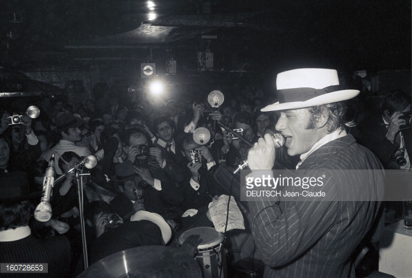 1968 JOHNNY ET SYLVIE AU PSYCHEDELIC NIGHT 16072810