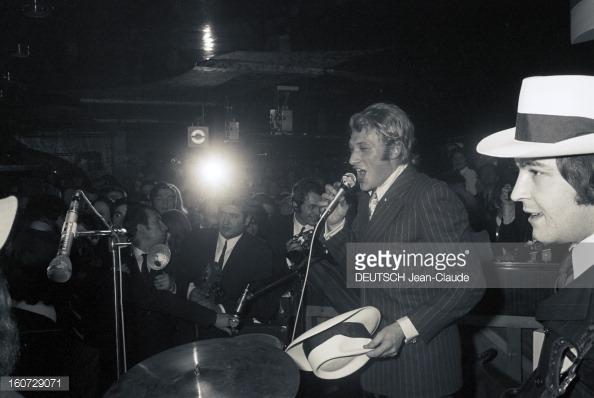 1968 JOHNNY ET SYLVIE AU PSYCHEDELIC NIGHT 16072912