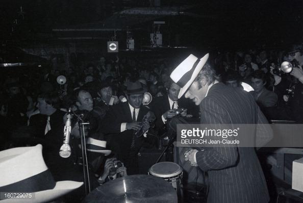 1968 JOHNNY ET SYLVIE AU PSYCHEDELIC NIGHT 16072914