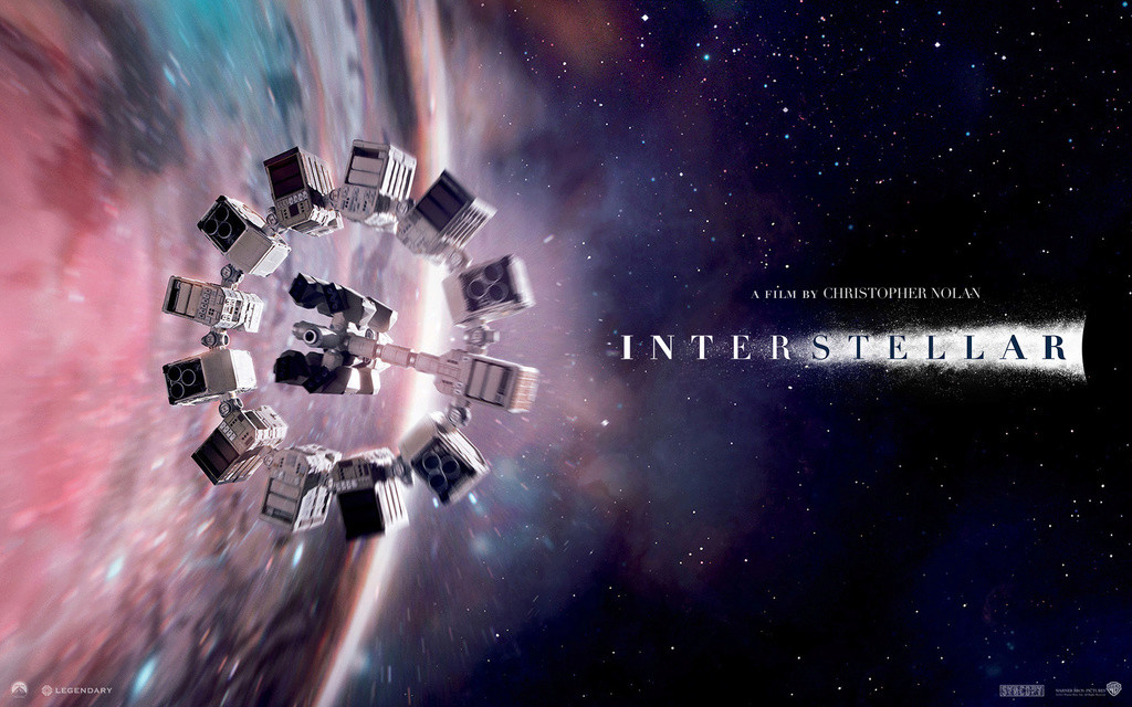 2014 - Interstellar - C Nolan Int_wp10