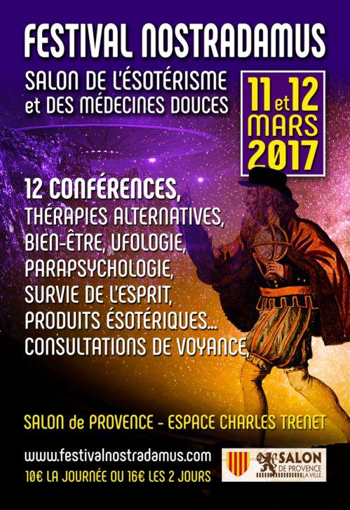 Festival de Nostradamus 2017 Affich10