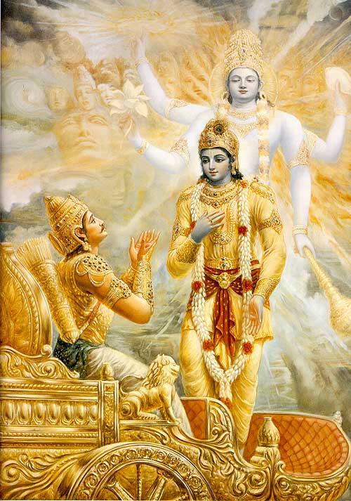 L'Essence de la Bahagavad-Gita Bhagav10