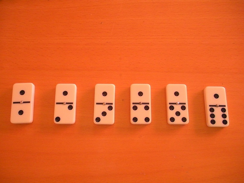 Divination par les Dominos Domino11