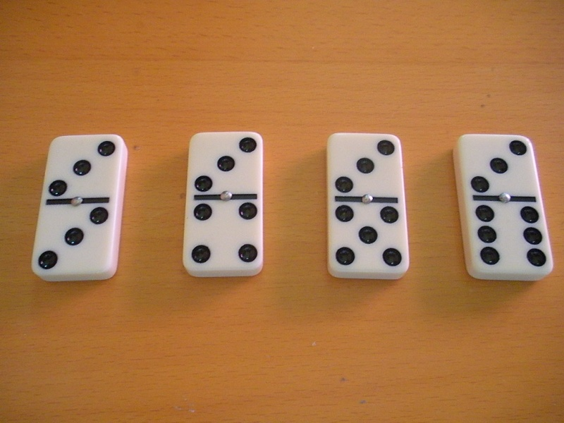 Divination par les Dominos Domino13