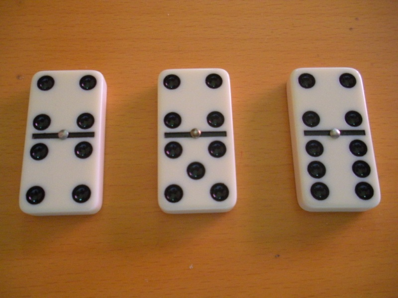 Divination par les Dominos Domino14