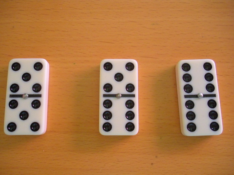 Divination par les Dominos Domino15