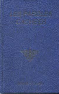 Livre - Baha'u'llah Les Paroles Cachées Fhwh11