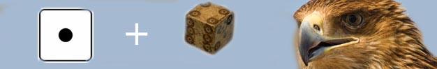 la kybomancie - Divination avec 2 dés Offici14