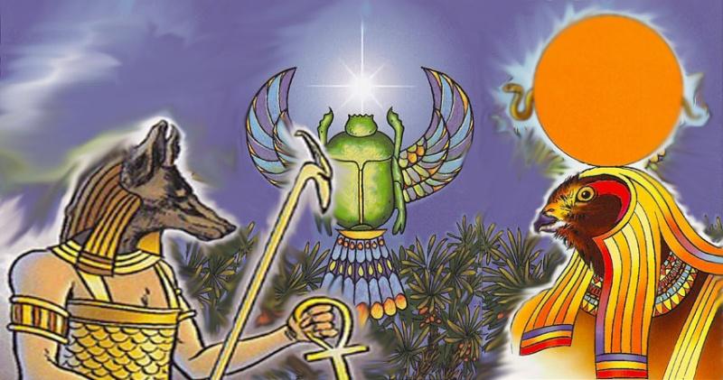 L'Oracle des Pharaons Oracle33