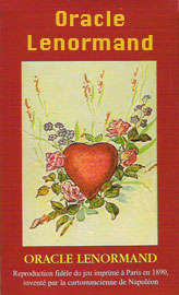 Oracle Lenormand Lo Scarabeo Oracle41