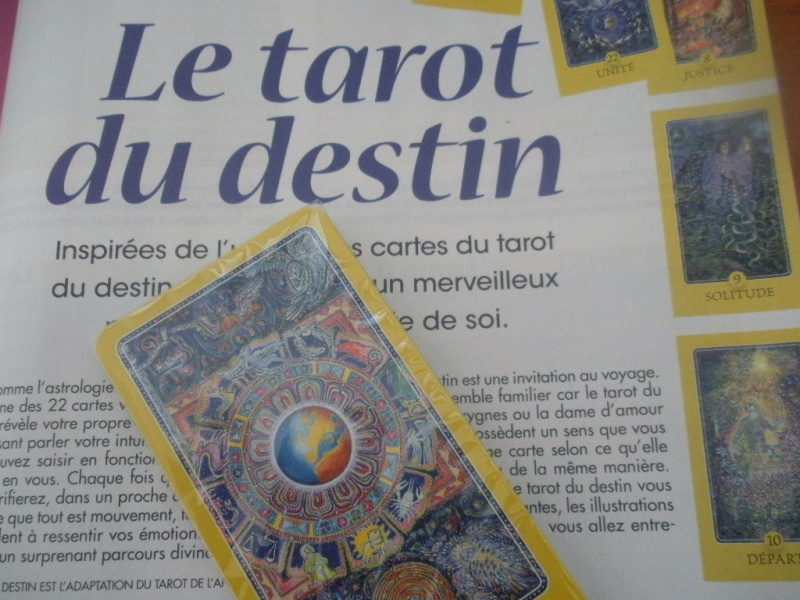 Le Tarot du Destin Tarot_20