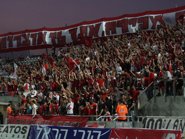 UEFA : Hapoël Tel-Aviv - St Etienne 12217910