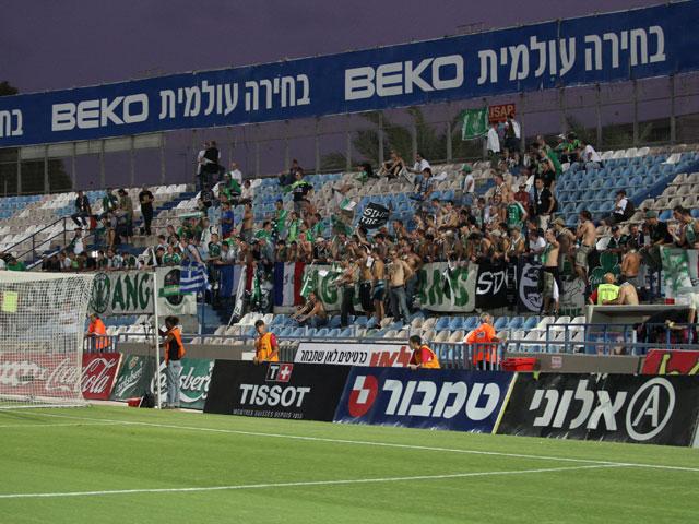 UEFA : Hapoël Tel-Aviv - St Etienne 12217911