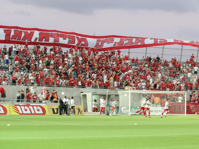 UEFA : Hapoël Tel-Aviv - St Etienne 12217912