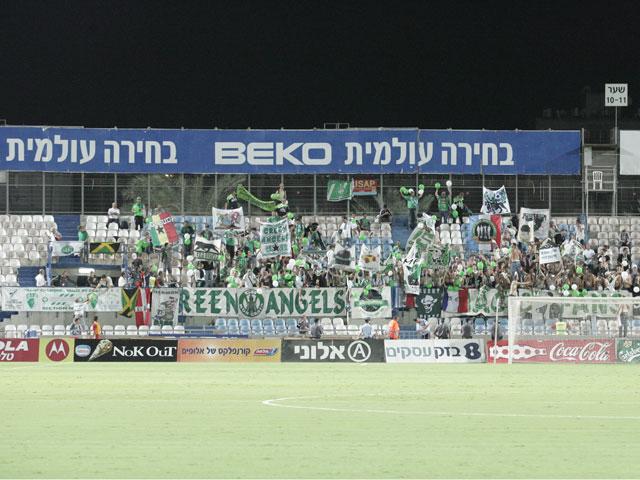 UEFA : Hapoël Tel-Aviv - St Etienne 12217913