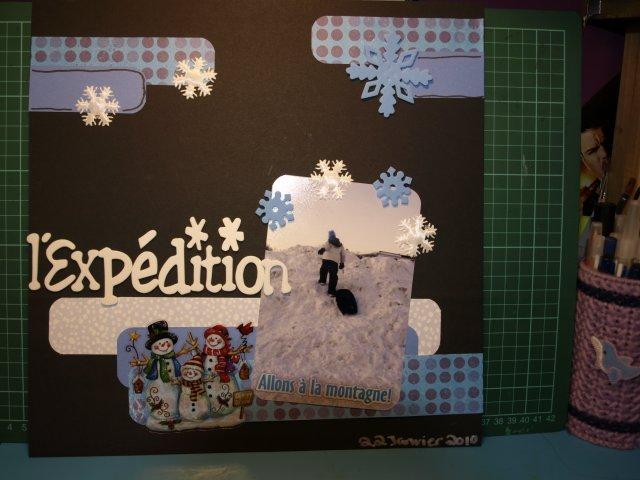 Septembre - Octobre 2010 L_expe10