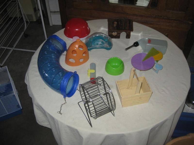 Cages et accessoires pour rongueurs Img_1711