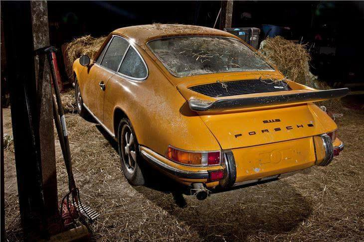 Photos de Porsche à restaurer - Page 38 15135910