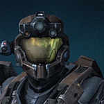 Armures Halo Reach: casques. 8-23-228
