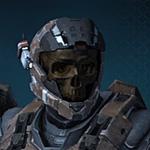 Armures Halo Reach: casques. 8-23-256
