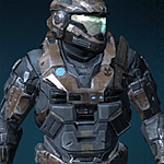 Amures Halo Reach: corps. 8-24-248