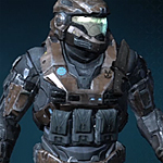 Amures Halo Reach: corps. 8-24-249