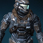Amures Halo Reach: corps. 8-24-253