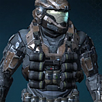 Amures Halo Reach: corps. 8-24-255