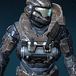 Amures Halo Reach: corps. 8-24-258