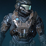 Amures Halo Reach: corps. 8-24-259