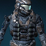 Amures Halo Reach: corps. 8-24-260