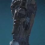 Amures Halo Reach: accessoires 8-24-267