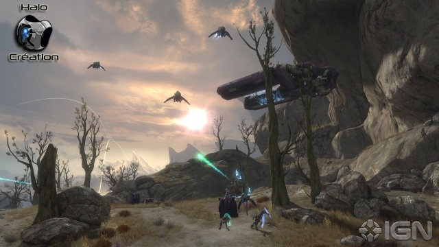 Campagne de Halo Reach (Coop/Niveaux/Soluce/Campaign/Solo/Ending/Mission/Combat Spatial/Durée de Vie/Guide/Coopération/Offline/Espace/Space/Battle) - Page 17 Halo-r32