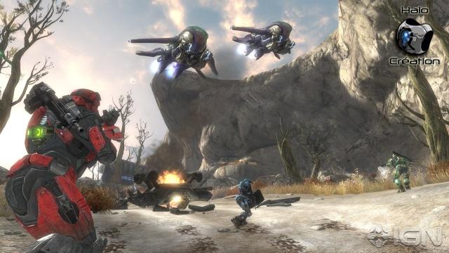 Campagne de Halo Reach (Coop/Niveaux/Soluce/Campaign/Solo/Ending/Mission/Combat Spatial/Durée de Vie/Guide/Coopération/Offline/Espace/Space/Battle) - Page 17 Halo-r38