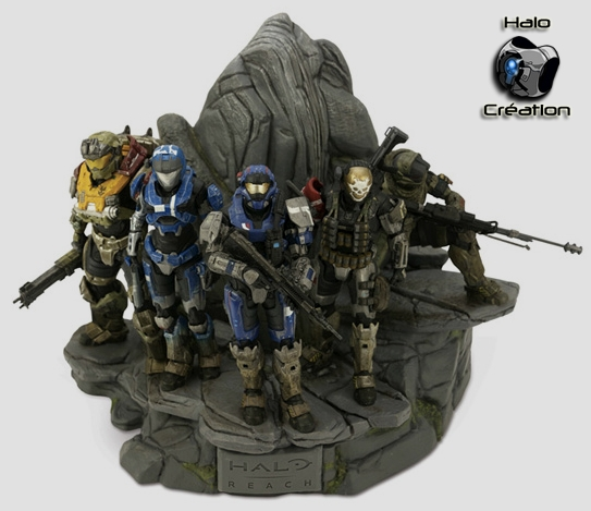Figurines de Halo Reach Legend10