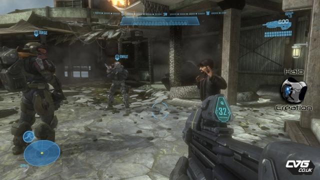 Campagne de Halo Reach (Coop/Niveaux/Soluce/Campaign/Solo/Ending/Mission/Combat Spatial/Durée de Vie/Guide/Coopération/Offline/Espace/Space/Battle) - Page 17 Screen18