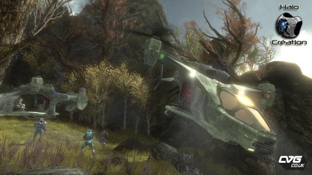 Campagne de Halo Reach (Coop/Niveaux/Soluce/Campaign/Solo/Ending/Mission/Combat Spatial/Durée de Vie/Guide/Coopération/Offline/Espace/Space/Battle) - Page 17 Screen20