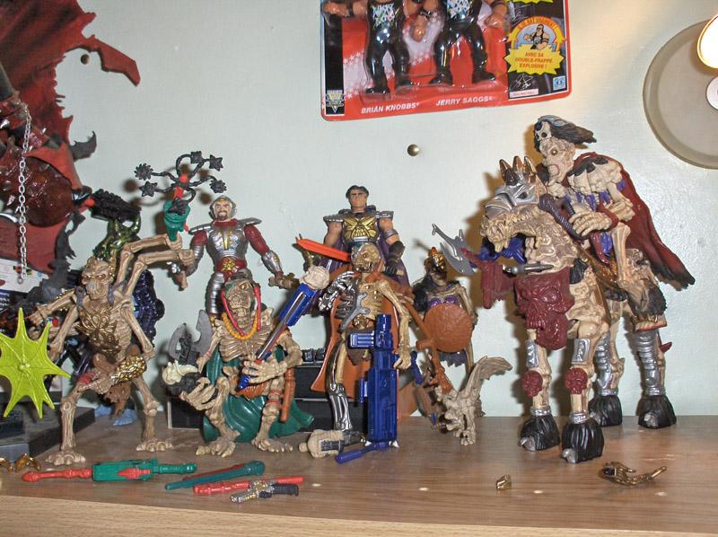 Skeleton Warriors : Playmates Toys (90's) Hpim1311