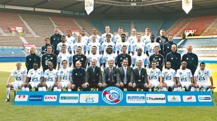 La photo officielle... 526410