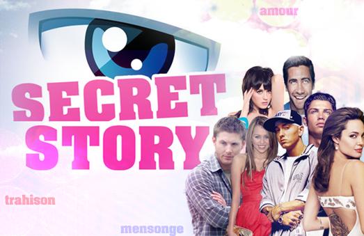 Secret Story - RPG