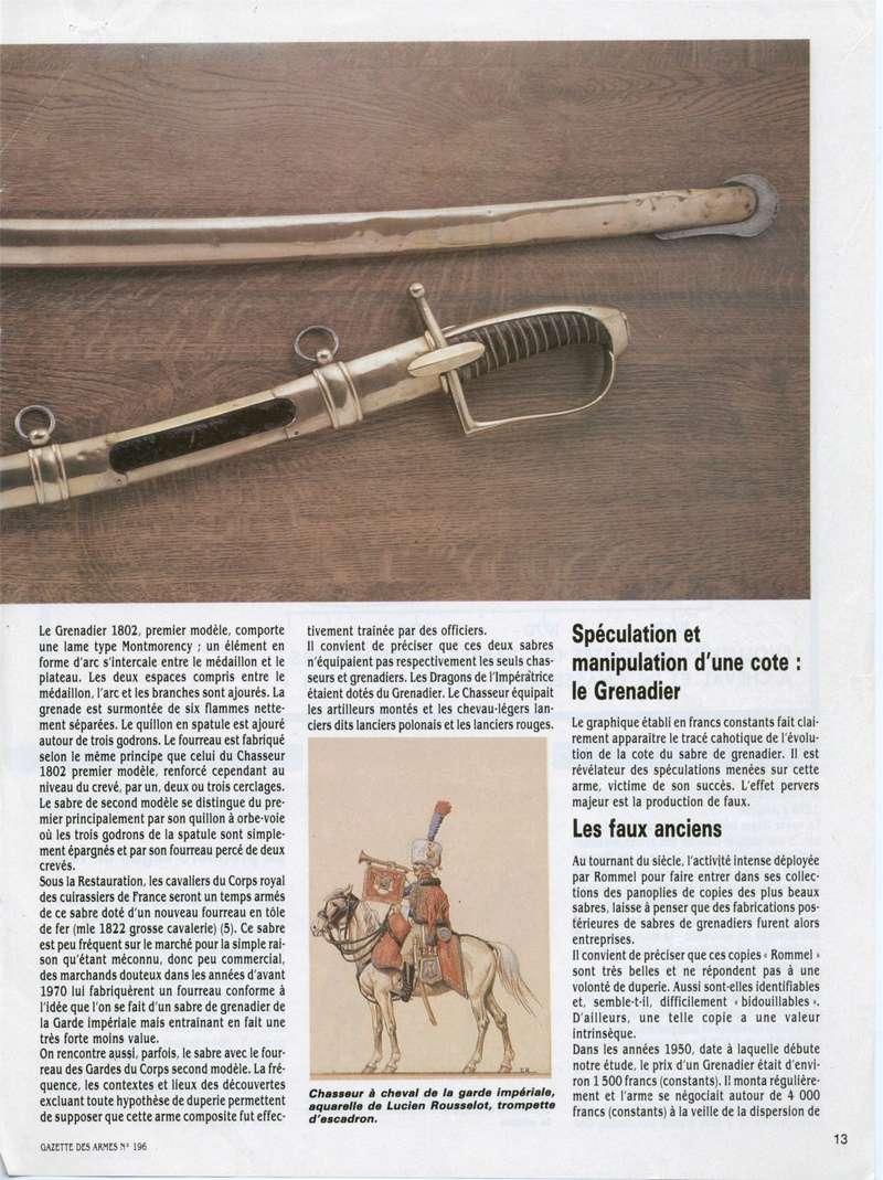 Les copies de sabres Romel. - Page 2 Garde_13
