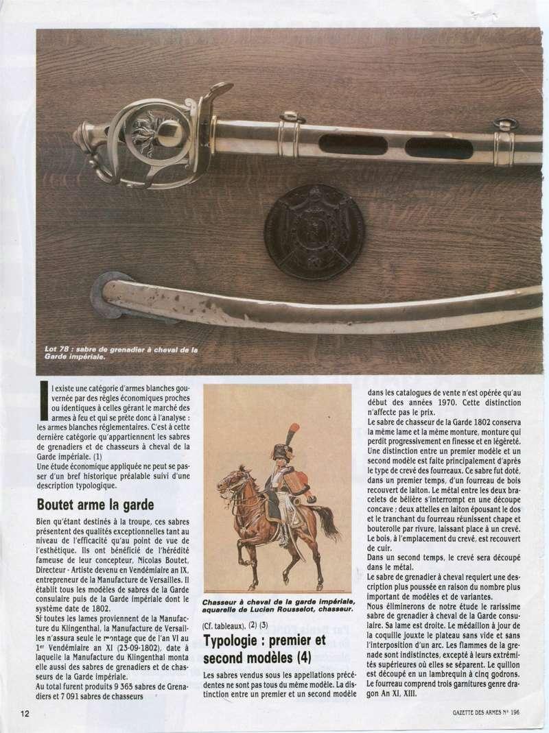 Les copies de sabres Romel. - Page 2 Garde_14