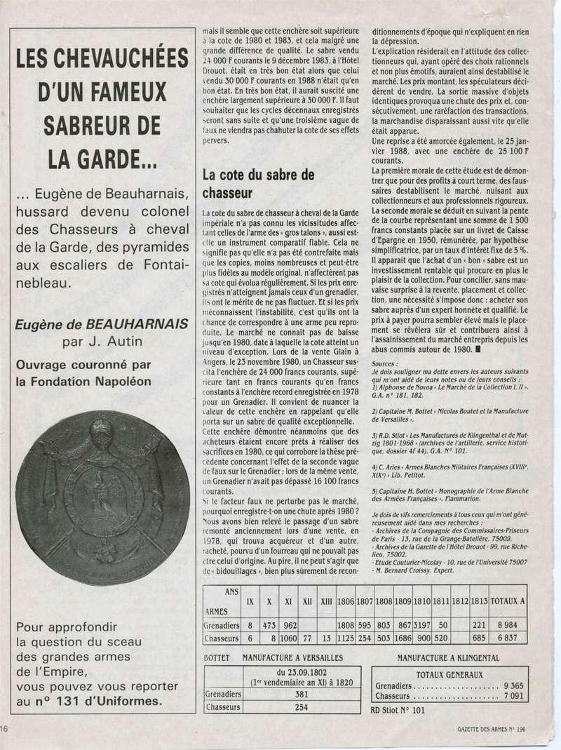 Les copies de sabres Romel. - Page 2 Garde_15
