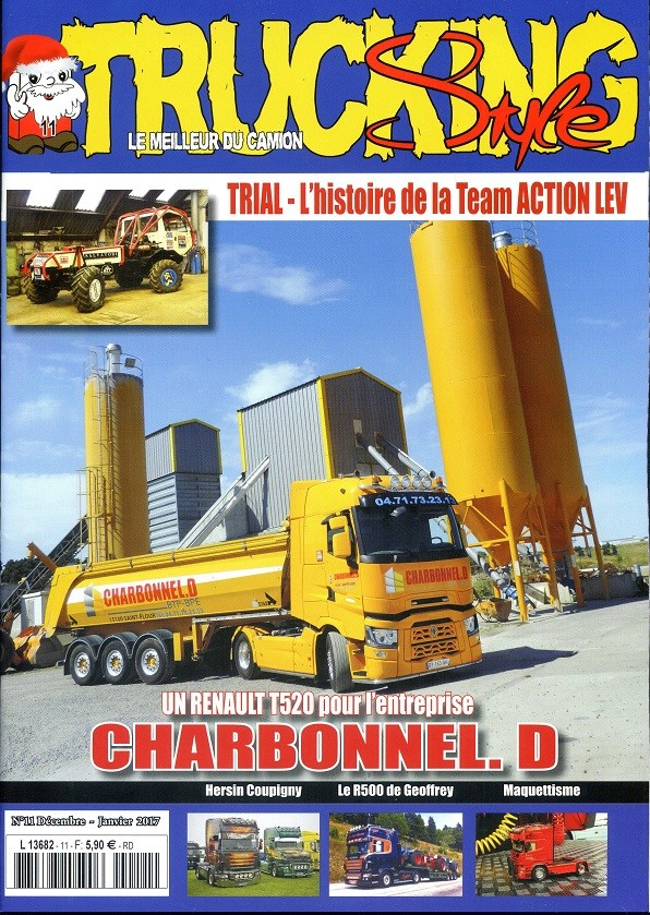 Trucking Style n°11 est dans les kiosques Trucki10