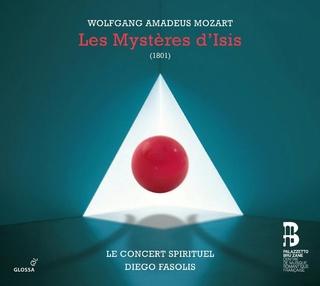 Les Mystères d'Isis, opéra français...de Mozart 61wbqx10