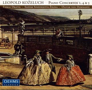 Leopold KOZELUCH ou KOTZELUCH ou KOZELUH 1747-1818 - Page 2 Cover16