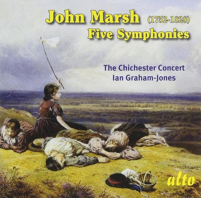 John Marsh (1752-1828) Cover18