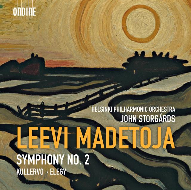 Leevi Madetoja (1887-1947) Ode_1210